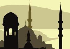 paisaje turco Fotografía de archivo