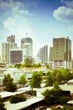 Paisaje urbano Fotografía de archivo libre de regalías