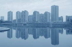 Paisaje urbano imagen de archivo