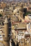 Paisaje urbano aéreo imágenes de archivo libres de regalías