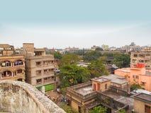 Paisaje urbano agradable Foto de archivo libre de regalías