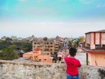 Paisaje urbano agradable Imagenes de archivo
