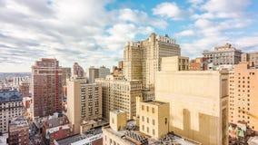 Paisaje urbano céntrico de Philadelphia, Pennsylvania, los E.E.U.U. almacen de video