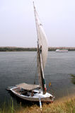 Paisaje urbano de Aswan Fotografía de archivo