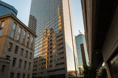 Paisaje urbano de Dallas Fotografía de archivo