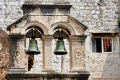 Paisaje urbano de Dubrovnik Fotografía de archivo