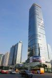 Paisaje urbano de Guangzhou Imágenes de archivo libres de regalías