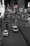 Paisaje urbano de Japón Imagen de archivo libre de regalías
