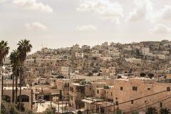 Paisaje urbano de la ciudad de Belén vista de un tejado Fotografía de archivo libre de regalías