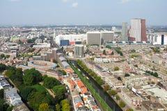 Paisaje urbano de La Haya Imágenes de archivo libres de regalías