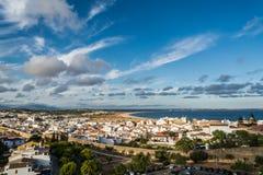 Paisaje urbano de Lagos, Portugal Fotografía de archivo