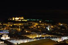 Paisaje urbano de Lisboa, Portugal Foto de archivo libre de regalías