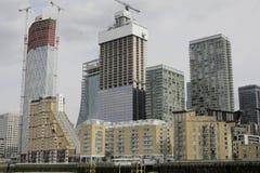 Paisaje urbano de Londres fotos de archivo