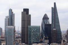 Paisaje urbano de Londres, Inglaterra Fotos de archivo libres de regalías