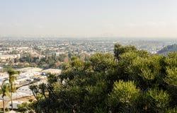 Paisaje urbano de Los Ángeles Imágenes de archivo libres de regalías