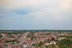 Paisaje urbano de Lovaina imagen de archivo libre de regalías