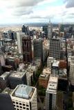 Paisaje urbano de Melbourne Fotos de archivo