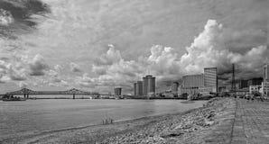 Paisaje urbano de New Orleans Fotos de archivo libres de regalías