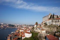Paisaje urbano de Oporto en Portugal Imagen de archivo