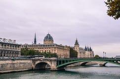 Paisaje urbano de París, Francia fotografía de archivo libre de regalías