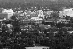 Paisaje urbano de Pasadena Imágenes de archivo libres de regalías
