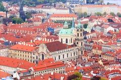 Paisaje urbano de Praga, Praga Imágenes de archivo libres de regalías