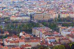 Paisaje urbano de Praga, Praga Fotografía de archivo libre de regalías