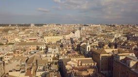 Paisaje urbano de Roma metrajes