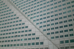 Paisaje urbano de Rotterdam Foto de archivo