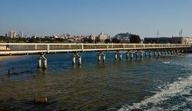 Paisaje urbano de Tel Aviv Imágenes de archivo libres de regalías