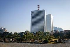 Paisaje urbano de Tokio, Japón Foto de archivo libre de regalías