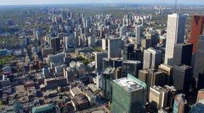 Paisaje urbano de Toronto Imagenes de archivo