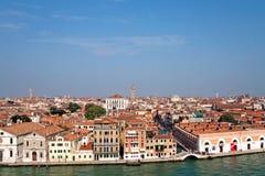 Paisaje urbano de Venecia Fotografía de archivo