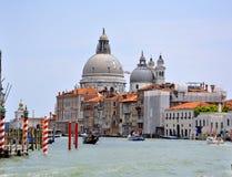 Paisaje urbano de Venecia, Italia fotografía de archivo