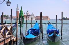 Paisaje urbano de Venecia, Italia Fotografía de archivo libre de regalías