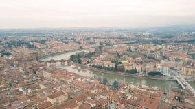 Paisaje urbano de Verona metrajes