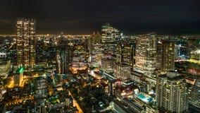 Paisaje urbano en Bangkok Imagen de archivo