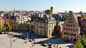 Paisaje urbano en Estrasburgo