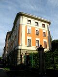 Paisaje urbano en Ferrara Foto de archivo libre de regalías