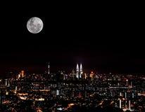 Paisaje urbano hermoso Imagen de archivo