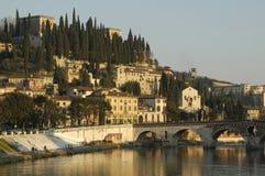 Paisaje urbano italiano Fotos de archivo