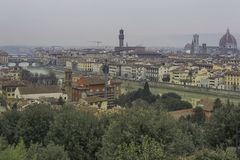 Firenze - Italia Fotografía de archivo
