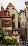 Paisaje urbano pintoresco en Pau, Francia fotografía de archivo libre de regalías