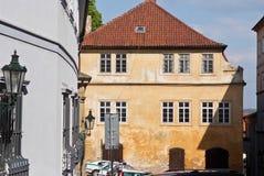 Paisaje urbano Praga, República Checa foto de archivo libre de regalías