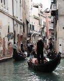 Paisaje veneciano E foto de archivo libre de regalías