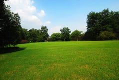 Paisaje verde Imagen de archivo
