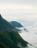 Paisaje vietnamita de las montañas Foto de archivo