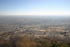 Paisajes de Angola Imagenes de archivo