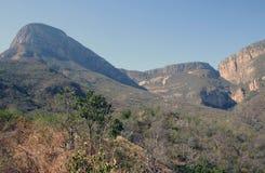 Paisajes de Angola Foto de archivo
