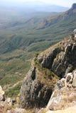 Paisajes de Angola Imagen de archivo